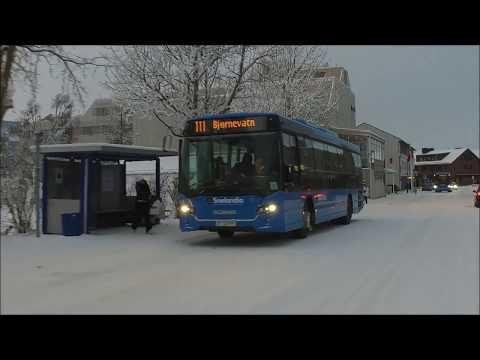 Noen busser 24.11.17 Sør-Varanger