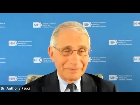 COVID-19 Fireside Chat with Dr. Anthony Fauci