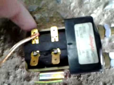 hqdefault albright contactor sw80b 7 youtube albright contactor wiring diagram at bayanpartner.co