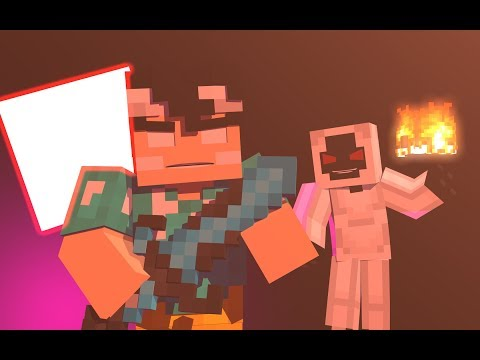 """Okay"" - A Minecraft Original Music Video"