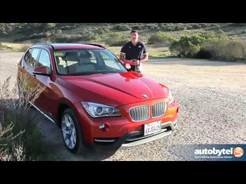 2013 BMW X1 Test Drive Luxury Crossover SUV Video Review YouTube 2