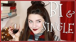 Dating chat & trying online dating? Bi & single! | December Diary | Melanie Murphy