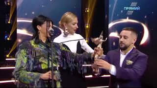 Monatik кращий кліп нагородження YUNA 2018