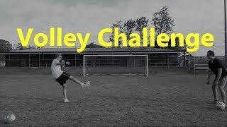 VOLLEY CHALLENGE! w Brandon Beetz