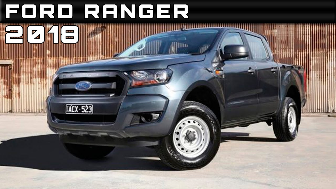 2018 ford ranger review rendered price specs release date youtube