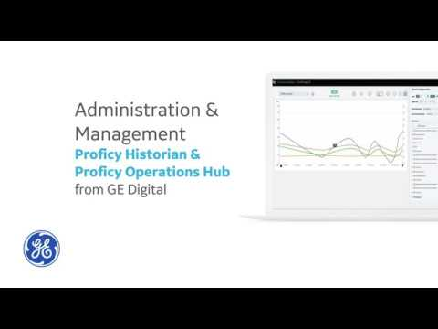Proficy Historian: Administration and Management