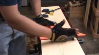 Making An Owl Box : Part 3-a : Cutting The Lumber