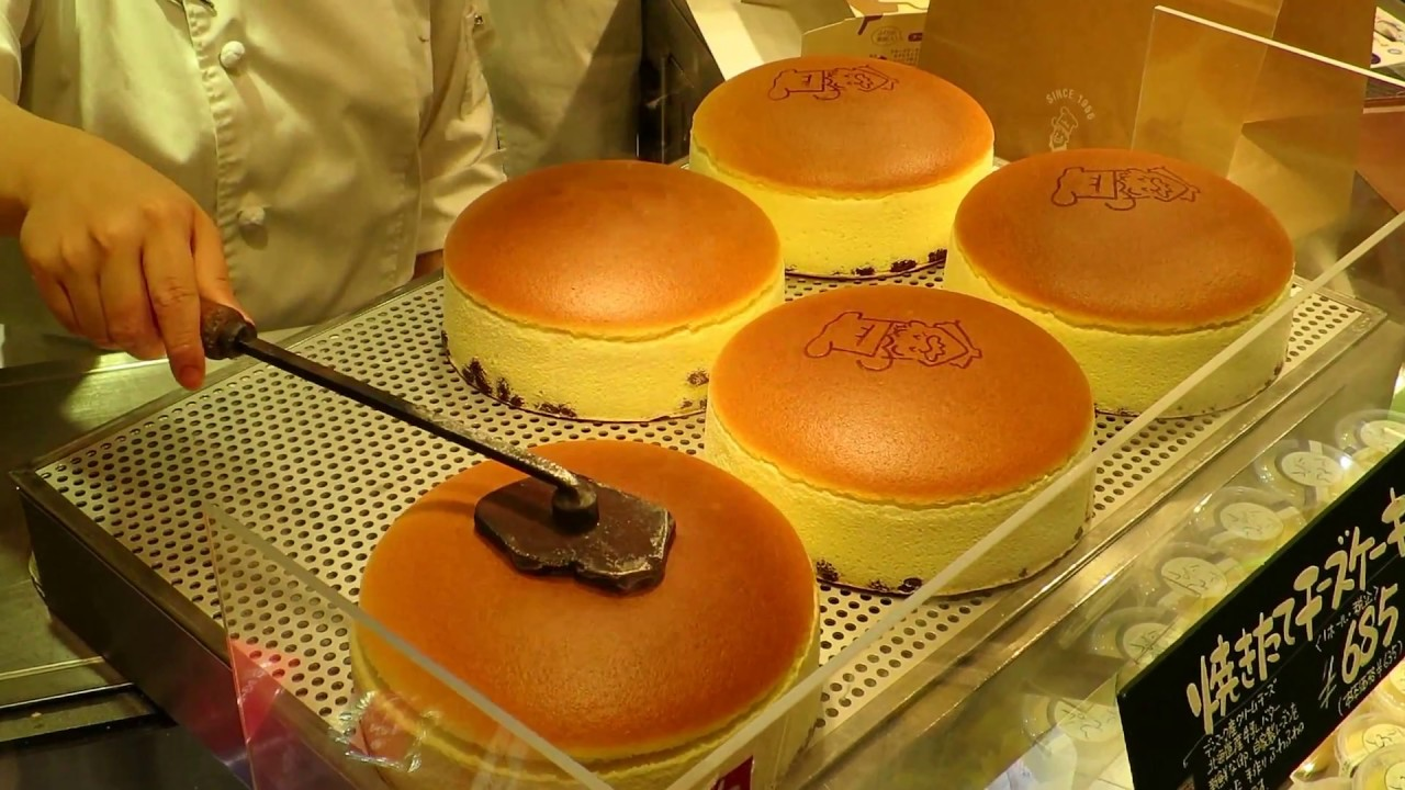 Image result for 7. Uncle Rikuro Cheesecake