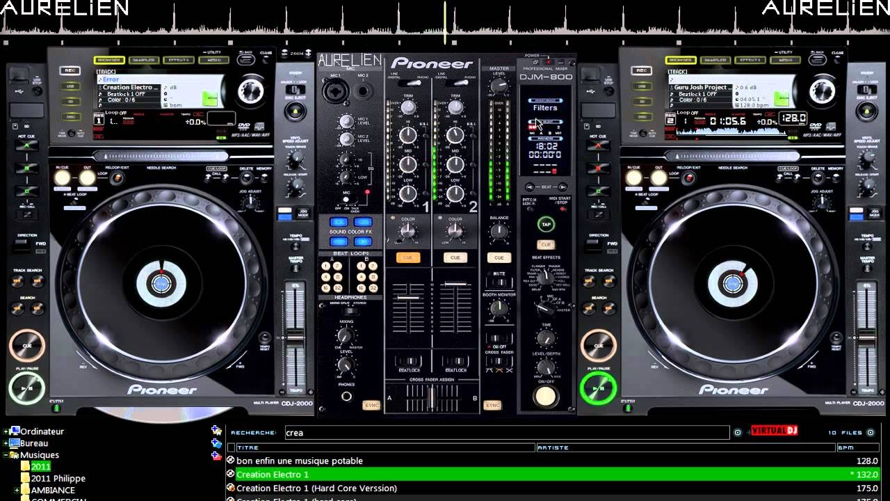 virtual dj pioneer free download full version