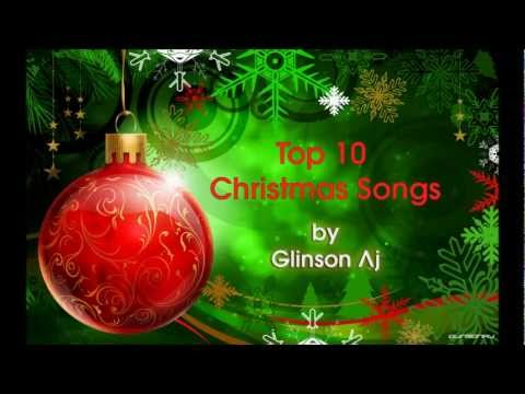 Top 10 Christmas Songs of All time New 2016 ♛ ♩ ♫ ♪ ♛