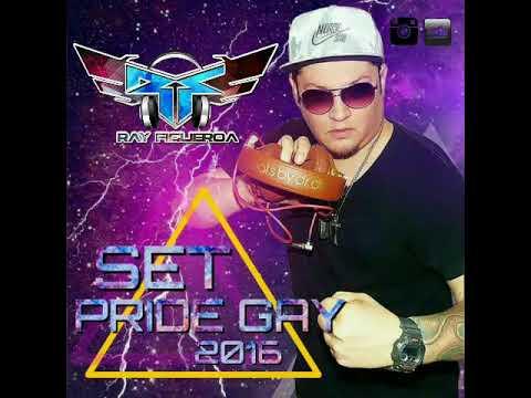 DJ Ray Figueroa MR FLOW--Set Pride GAY