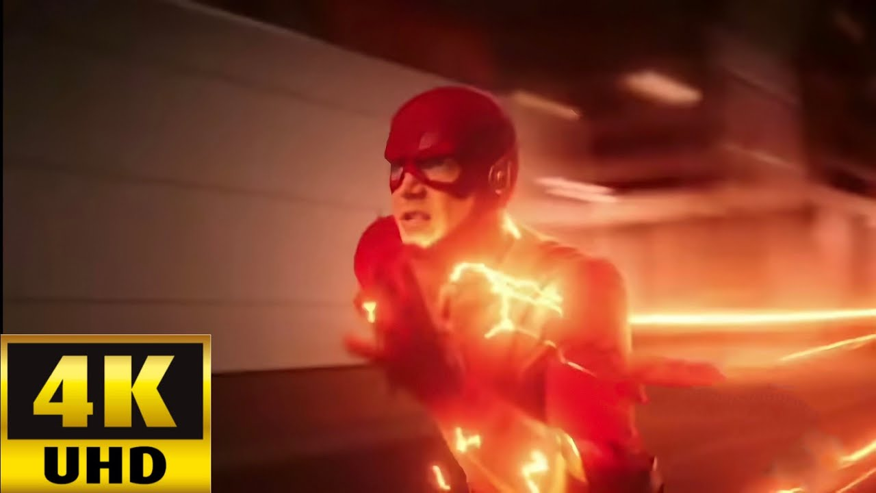 """Download The Flash : 7x01 - """"Flash gets his speed back"""" [4K ULTRA-HD] The CW"""