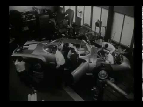 GM Technical Center in Warren, MI  - Historic Documentary