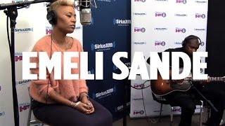 "Emeli Sande ""Next To Me"" Live @ SiriusXM // Hits 1"