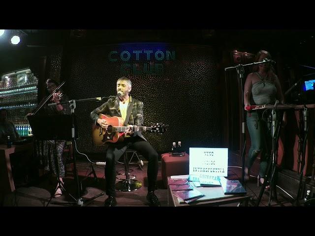 Niño Indigo en directo en Cotton Club Bilbao