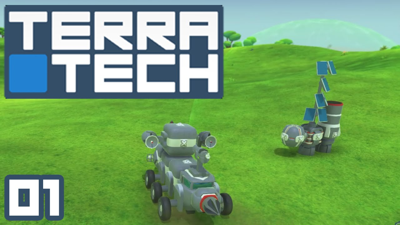 Lets Play TerraTech
