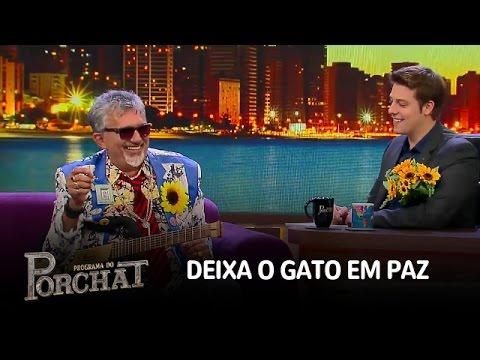 Falcão é proibido de gravar versão brasileira de