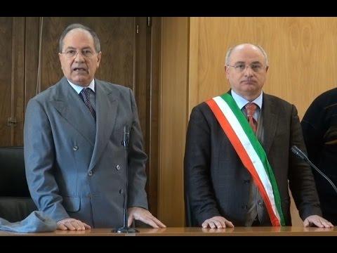 Gricignano (CE) - Giuramento delle guardie zoofile Anpana-Oepa (12.02.15)