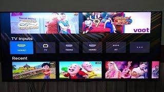 Must Buy Accessories MI tv 4 ! Aux Trick