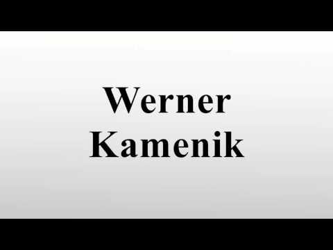 Werner Kamenik