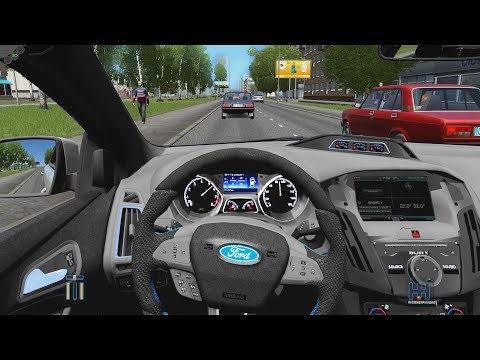 City Car Driving - Ford Focus RS | Street Racing