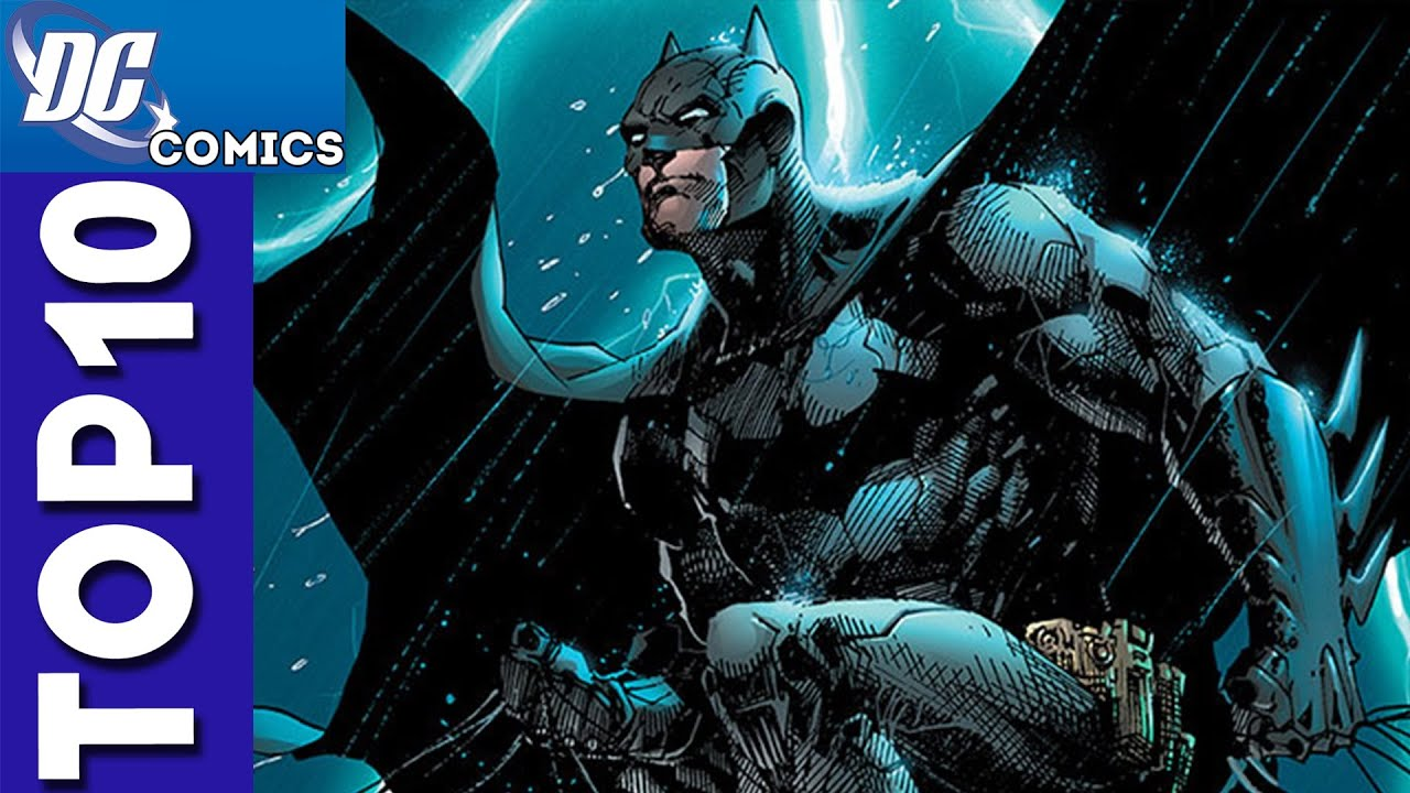 Download Top 10 Batman Moments From Justice League #1