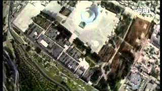 بالفيديو.. حركة لا إرادية للإعلامى محمود الورواري عقب تفقده المسجد الأقصى