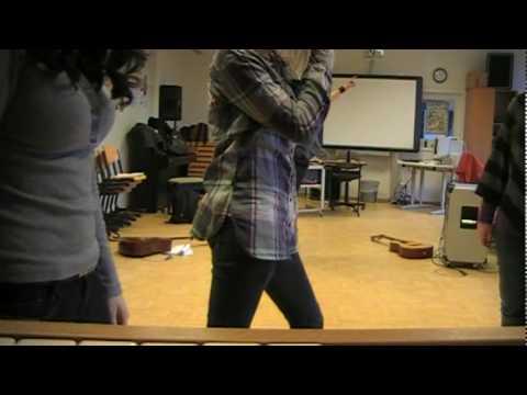 Musikunterricht Klasse 10e (Januar 2010) - Outtakes.avi