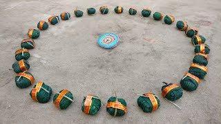 Sutli Naji Ke Circle Main Chakri : Diwali Experiment
