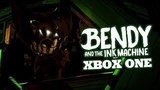 BENDY AND THE INK MACHINE XBOX ONE | Bendy Chapter 1