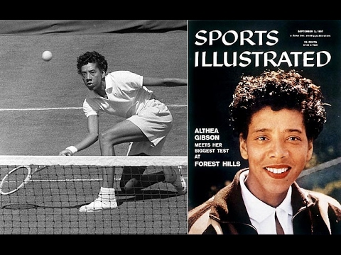 Hidden Figures: Althea Gibson #BlackHERstoryMonth 13/28