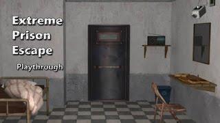 Extreme Prison Escape - Walkthrough