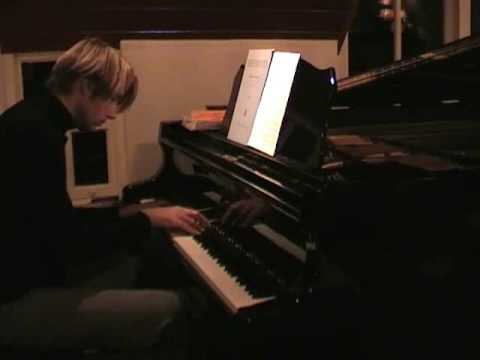Yes, the river knows - The Doors - Arrangement - Grand Piano