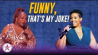 Did AGT Comedian STEAL The Funny? | Bring The Funny Recap