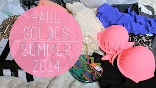 HAUL Soldes │Summer 2014 Thumbnail