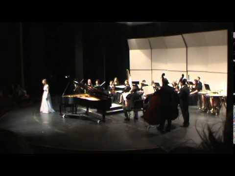 UTC Concerto Winners Concert 2/12/15