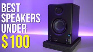 Best Speakers for Video Editing Under $100 (Presonus Eris E3.5)