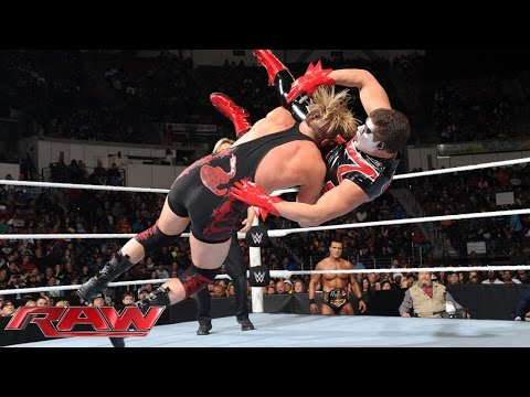 Jack Swagger vs. Stardust: Raw, December 7, 2015