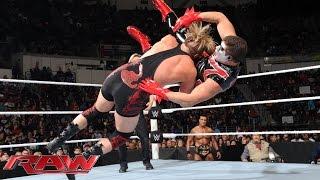 Jack Swagger vs. Stardust: Raw, December 7, 2015