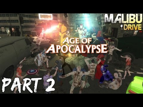 MALIBU DRIVE: AVENGERS (Part 2) | Call Of Duty: WaW Custom Zombies Map | 1080p 60FPS