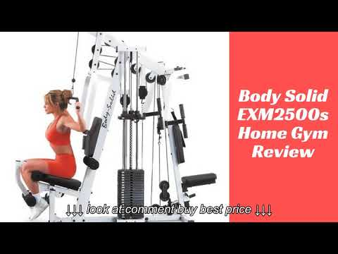 Top 3 Body Solid Home Gym Review