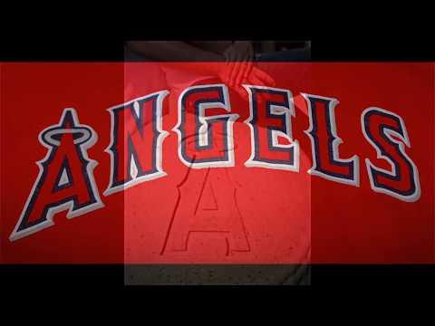 Angels Baseball Song