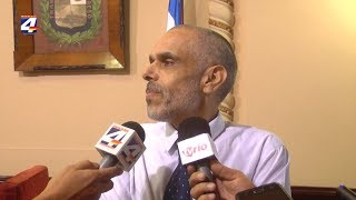 Asumo un cargo de mucha magnitud y con una cantidad de responsabilidades dijo Federico Álvarez