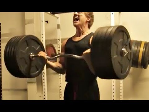 Thumbnail: How hard is it to get fake plates? 495lb curls?
