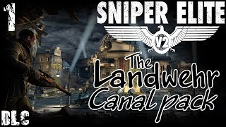 Прохождение Sniper Elite V2 / DLC Landwehr Canal Pack