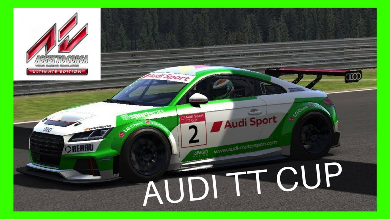 assetto corsa ultimate edition audi tt cup is a class act youtube. Black Bedroom Furniture Sets. Home Design Ideas