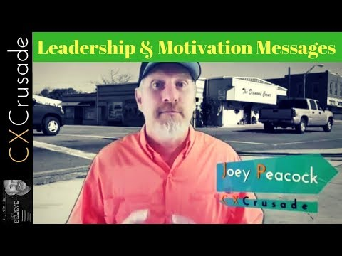 What's Going On Here?  Leadership and Motivation for Small Businesses