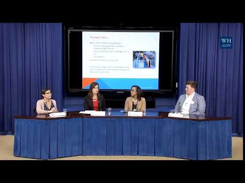 Men's Health Network Presentation to the White House Conference on Millennials
