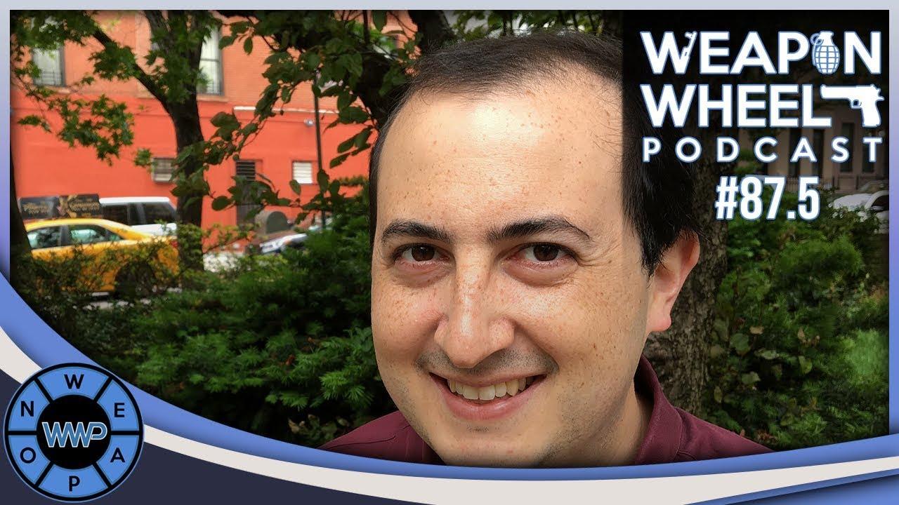 Jason Schreier Kotaku Editor Interview | Weapon Wheel Podcast 87.5
