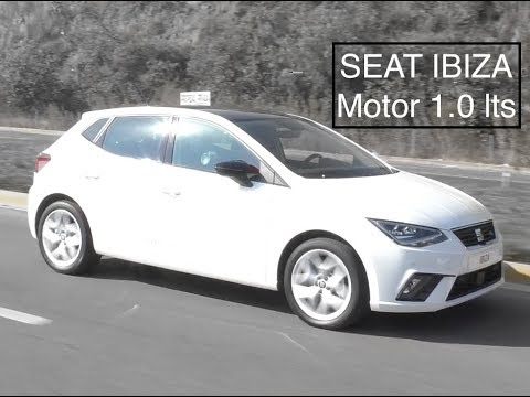 SEAT IBIZA FR con motor 1.0 lts